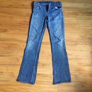 Citizens of Humanity jeans by Jerome Dahan